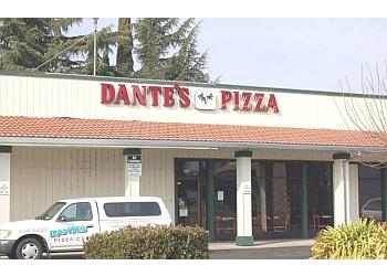 Stockton pizza place Dante's Pizza & Cafe