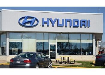 Joliet car dealership D'arcy Hyundai