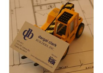 Topeka home builder Dargal Clark Builders, Inc.