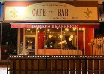 Omaha french cuisine Dario's Brasserie