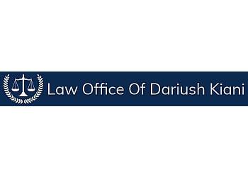 Moreno Valley personal injury lawyer Dariush Kiani