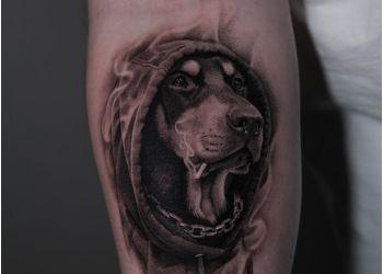 Denton tattoo shop Dark Age Tattoo Studio