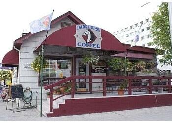 Anchorage cafe Dark Horse Coffee Company