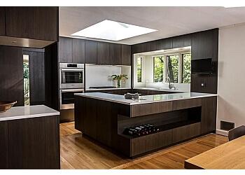 Atlanta custom cabinet Dark Horse Woodworks