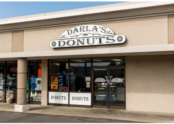 Salt Lake City donut shop Darla's Donuts