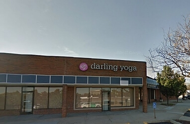 Overland Park yoga studio Darling Yoga