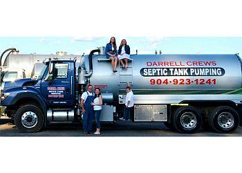 Jacksonville septic tank service DARRELL CREWS SEPTIC TANK