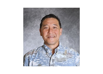 Honolulu pediatrician Darrell T. Natori, MD