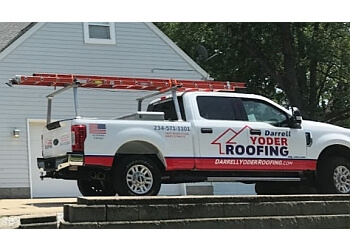 Akron roofing contractor Darrell Yoder Roofing