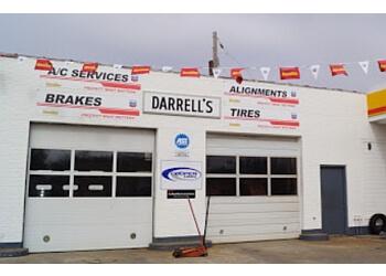 Topeka car repair shop Darrell's Service