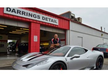Indianapolis auto detailing service Darring's Automotive Detailing