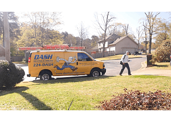 Little Rock hvac service Dash Heating & Cooling