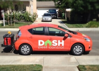 Oxnard pest control company Dash Pest Control