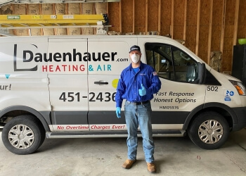 Lexington plumber Dauenhauer Plumbing