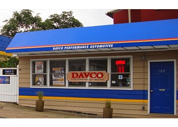 Syracuse car repair shop Davco Performance Automotive