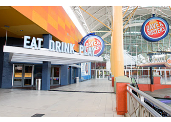 Miami sports bar Dave & Buster's