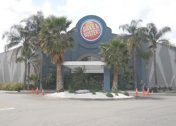 Ontario sports bar Dave & Buster's