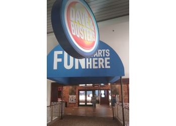 Providence sports bar Dave & Buster's
