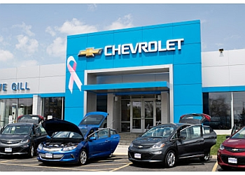 Columbus car dealership DAVE GILL CHEVROLET