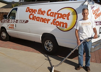 Riverside carpet cleaner Dave The Carpet Cleaner