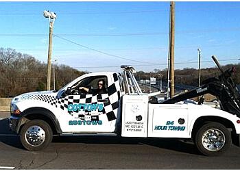 Memphis towing company Davenport Wrecker Services