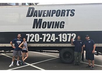 Arvada moving company Davenports Moving LLC