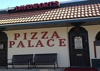 Birmingham pizza place Davenport's Pizza Palace