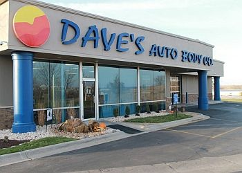 Omaha auto body shop Dave's Auto Body Co.