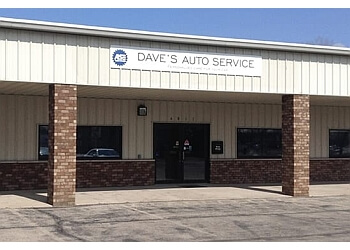 Madison car repair shop Dave's Auto Service