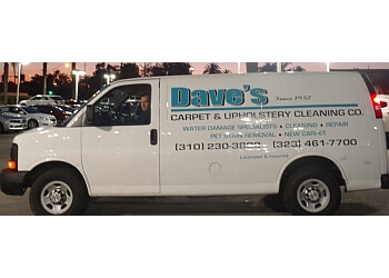 Inglewood carpet cleaner Dave's Carpet & Upholstery Cleaning Co.