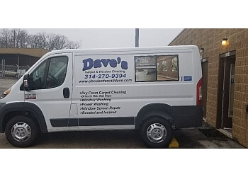 St Louis window cleaner Dave's Carpet & Window Cleaning