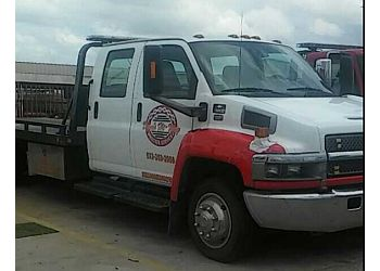 Grand Prairie towing company DAVE'S HI-WAY WRECKER SERVICES