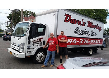 Yonkers moving company Daves Moving Services, Inc.