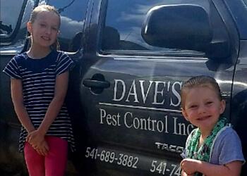Eugene pest control company Dave's Pest Control INC