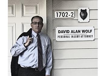 Jacksonville personal injury lawyer David Alan Wolf