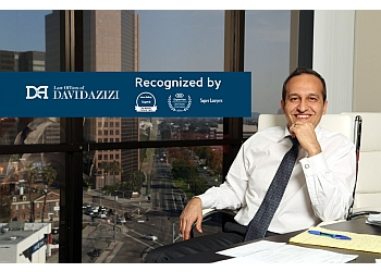 Riverside personal injury lawyer David Azizi