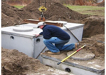 Memphis septic tank service David Cleveland Pumping Service