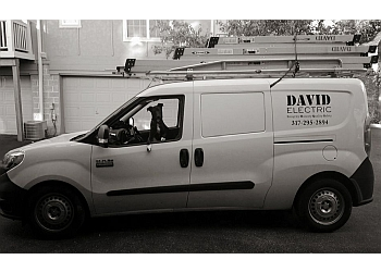 Indianapolis electrician David Electric Service, LLC