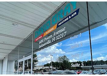 Jacksonville plumber David Gray Plumbing, Inc.