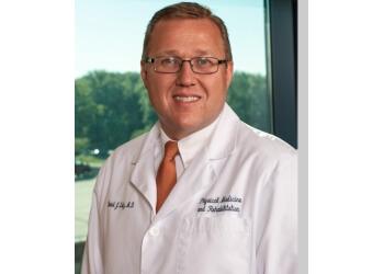 Fort Wayne pain management doctor David J. Lutz, MD, FAAPMR