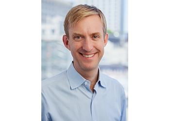 San Francisco dermatologist David J MacGregor, MD