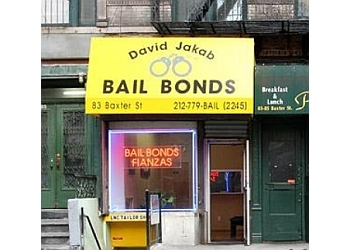 New York bail bond David Jakab N.Y.S Bail Bondsman
