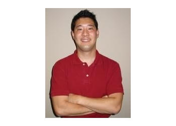 Huntington Beach physical therapist David Ishii, DPT, MPT, ATC, CSCS