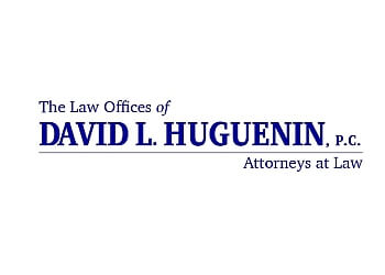 Augusta real estate lawyer David L. Huguenin