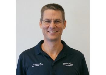 Gainesville physical therapist David Lower, PT, DPT, CMPT