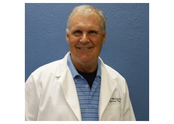 Beaumont physical therapist David Mallgrave, PT, DPT
