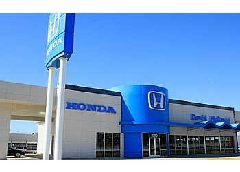 Irving car dealership David McDavid Honda of Irving