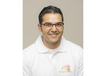 El Paso physical therapist David Middaugh, PT, DPT, FAAOMPT