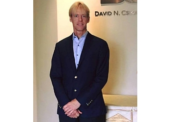 Jacksonville plastic surgeon David N. Csikai, MD