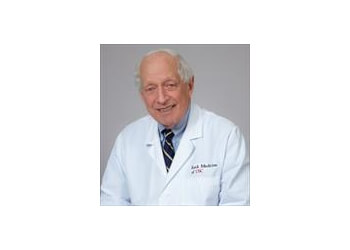 Los Angeles cardiologist David S. Cannom, MD